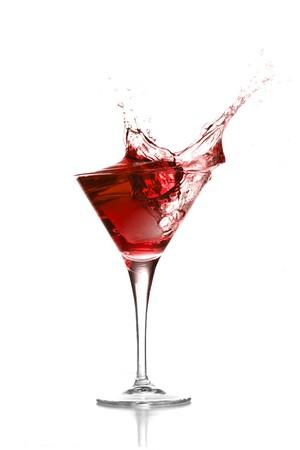 cocktail fruit: c�ctel