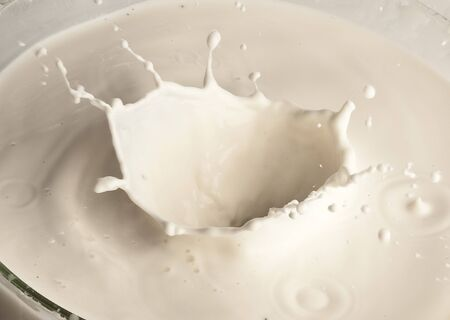 milk splash Stock Photo - 7892036