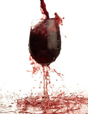 wijn splash