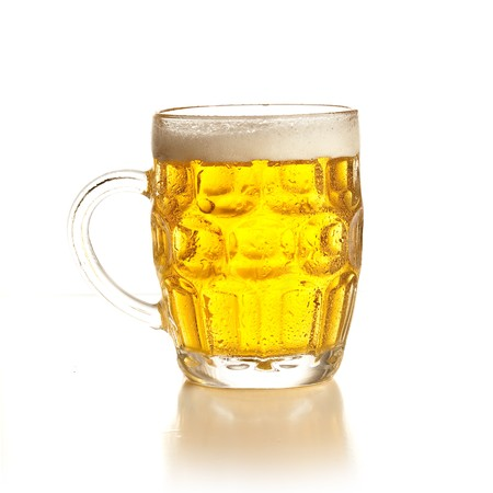 pouring beer Stock Photo - 7892358