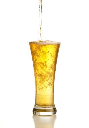 beer splash Stock Photo - 7892428