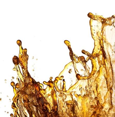 colas: bevanda splash  Archivio Fotografico