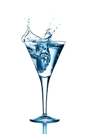 cocktail splash Stock Photo - 7892327