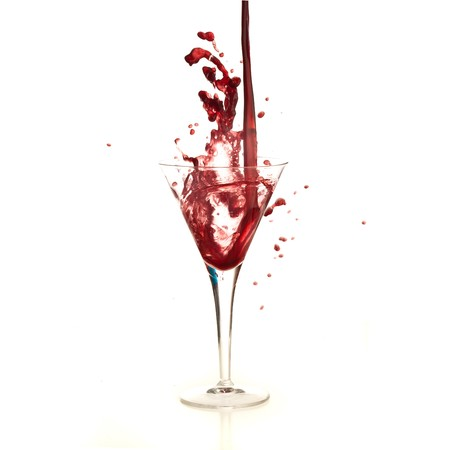 pouring wine photo