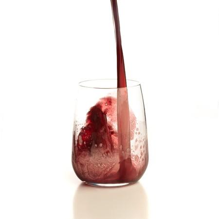 pouring wine photo