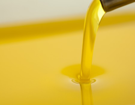 cooking oil: oil