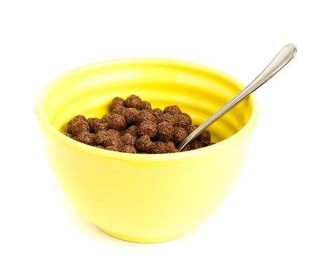 chocolate cereal photo