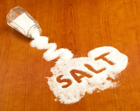 saltshaker Stock Photo