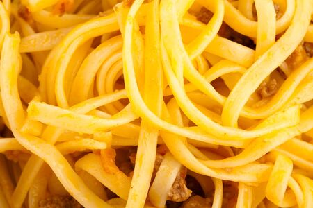 pasta closeup Stock Photo - 7892618