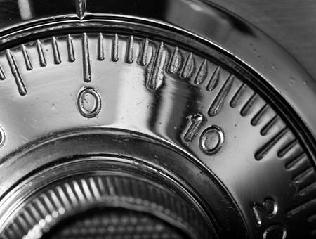 safe lock Stock Photo - 7892951