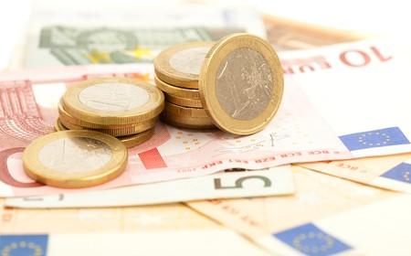euro coins Stock Photo - 7892889