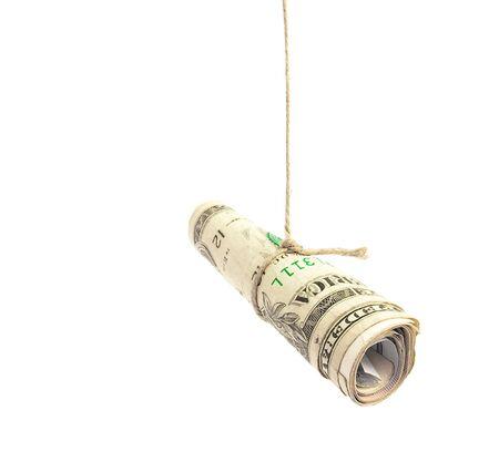 hang up: dollar risk