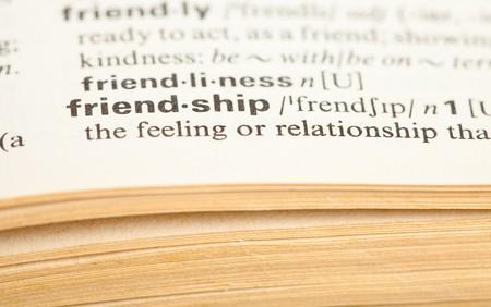 friendship Stock Photo - 8073669
