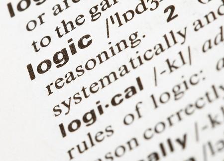 logic: logic word