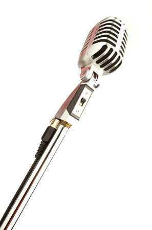 microphone Stock Photo - 7982918