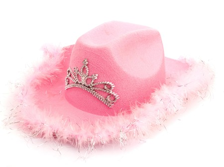 pink hat Stock Photo - 7983079