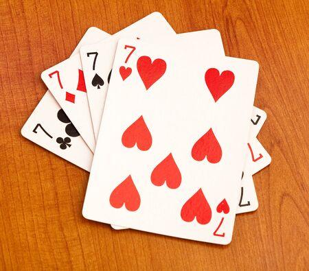 poker cards Stock Photo - 8194234