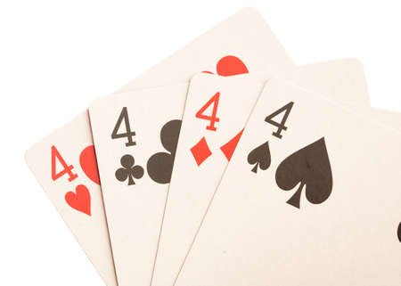 poker cards Stock Photo - 8194138