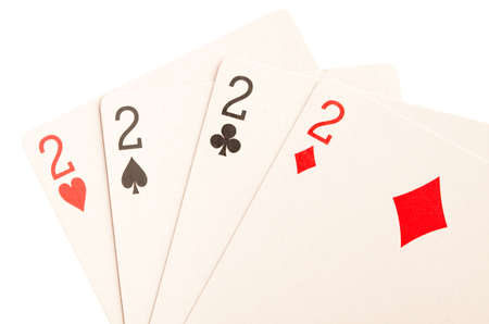 poker cards Stock Photo - 8194136
