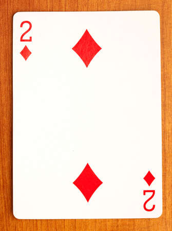game of chance: poker cards