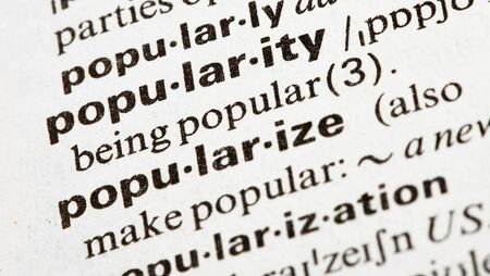 popularity: popularity