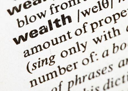 wealth photo
