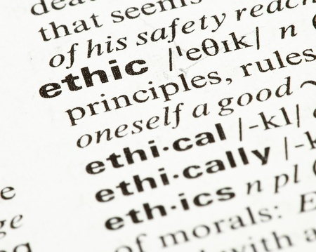 ethical: ethic