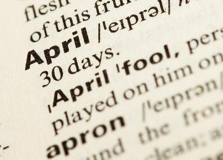 april Stock Photo - 8270828