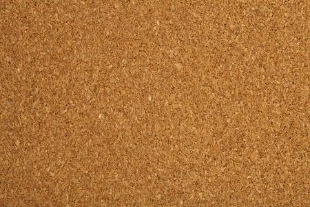 Extreme Closeup einer Cork-Tabelle-Textur
