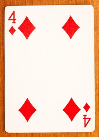poker cards photo