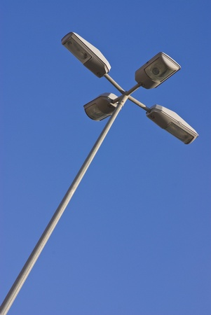 lamppost Stock Photo - 8326689
