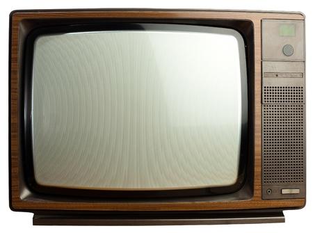 vintage tv Stock Photo - 8413027