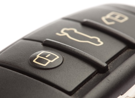 electronic car key sign, extreme closeup photo Stock Photo - 8750057