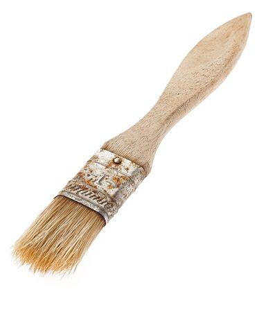 paint brush on a white background photo