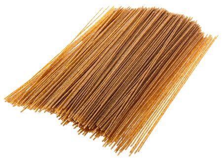 brown pasta photo