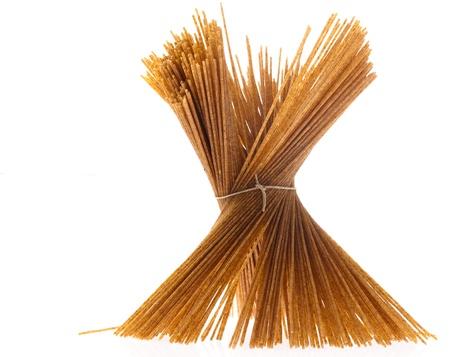 integral: brown pasta