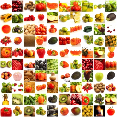 Assortment Of Different Fruits photo