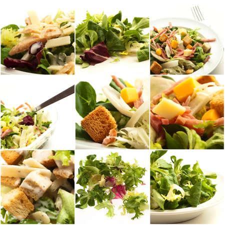 veg: Series Of Veg. Salad