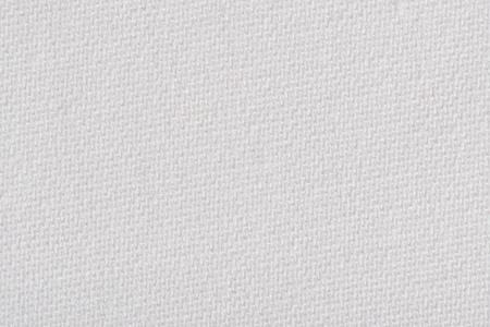 manteles: textura de la tela blanca, de cerca