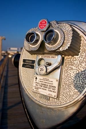 viewfinder: Beach viewfinder Stock Photo