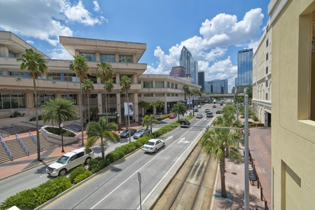 Downtown Tampa Architecture