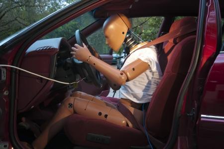 dummy: Crash test