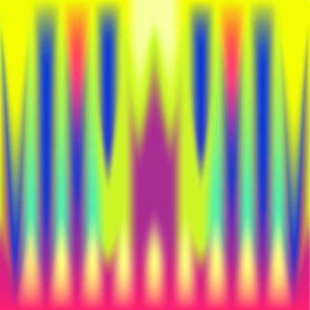 polar lights: Abstract iridescent Vector background the polar lights