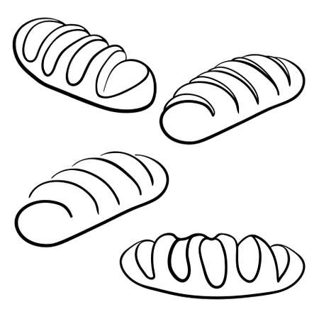 thresh: loaf of bread