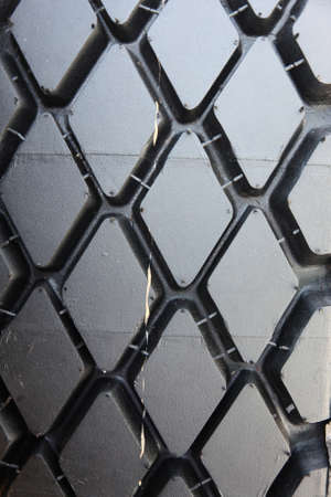 Tread tires black closeup photo