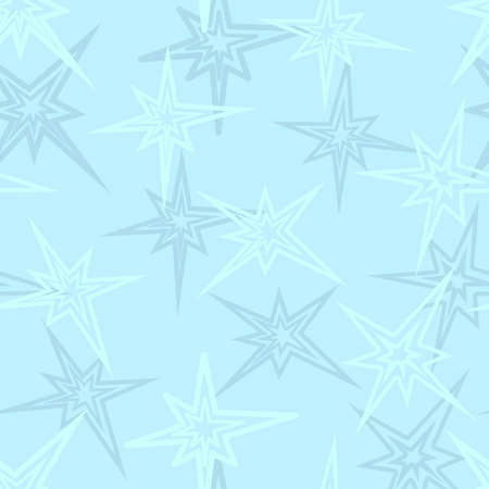Lightning symbols, seamless wallpaper, vector illustration Stock Vector - 16423484