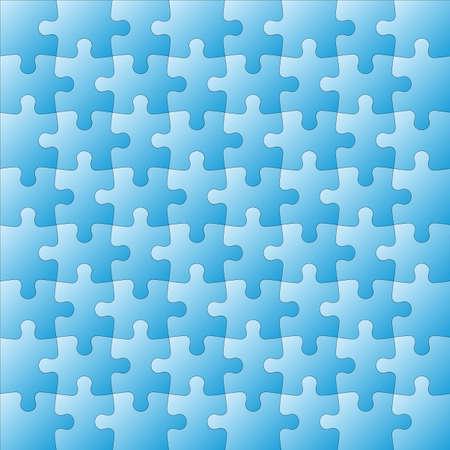 Sfondo illustrazione vettoriale puzzle Archivio Fotografico - 16423512