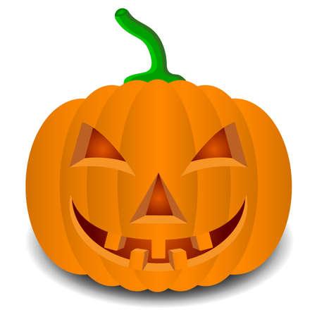 pumpkins for Halloween. Vector illustration. Vector