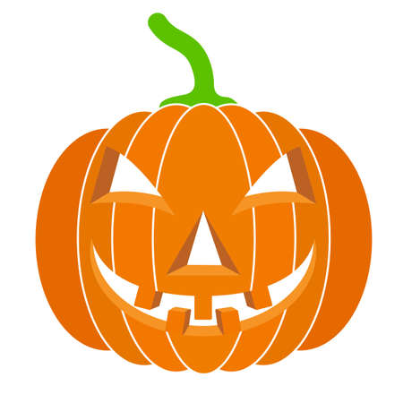 pumpkins for Halloween. Vector illustration. Vector