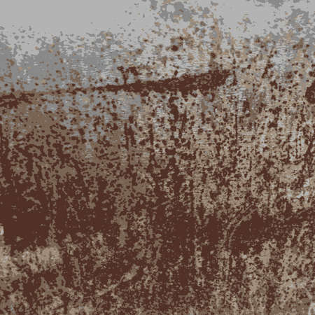 streaks: Texture   wall with  streaks stains. Vector illustration.
